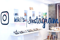 Kiki's Instagram Moments | Chalkos Gallery